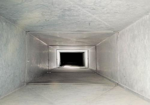 air duct clean after